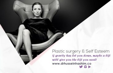 Plastic surgery & Self Esteem featured by Dr. Hussein hashim