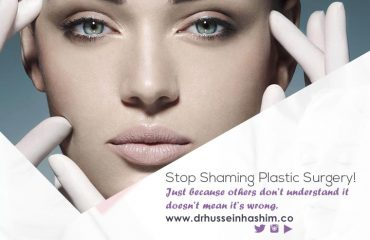 Why it's time we stop shaming plastic surgery