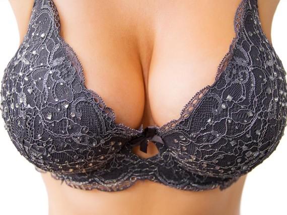 большая грудь у девушки фото
